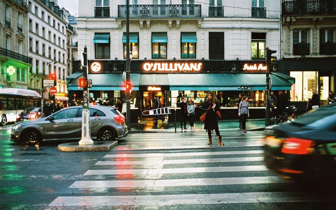 Paris – unterwegs mit der Leica M7 & Kodak Portra